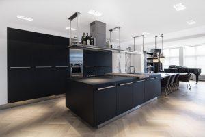 Interieurontwerp loft Amsterdam